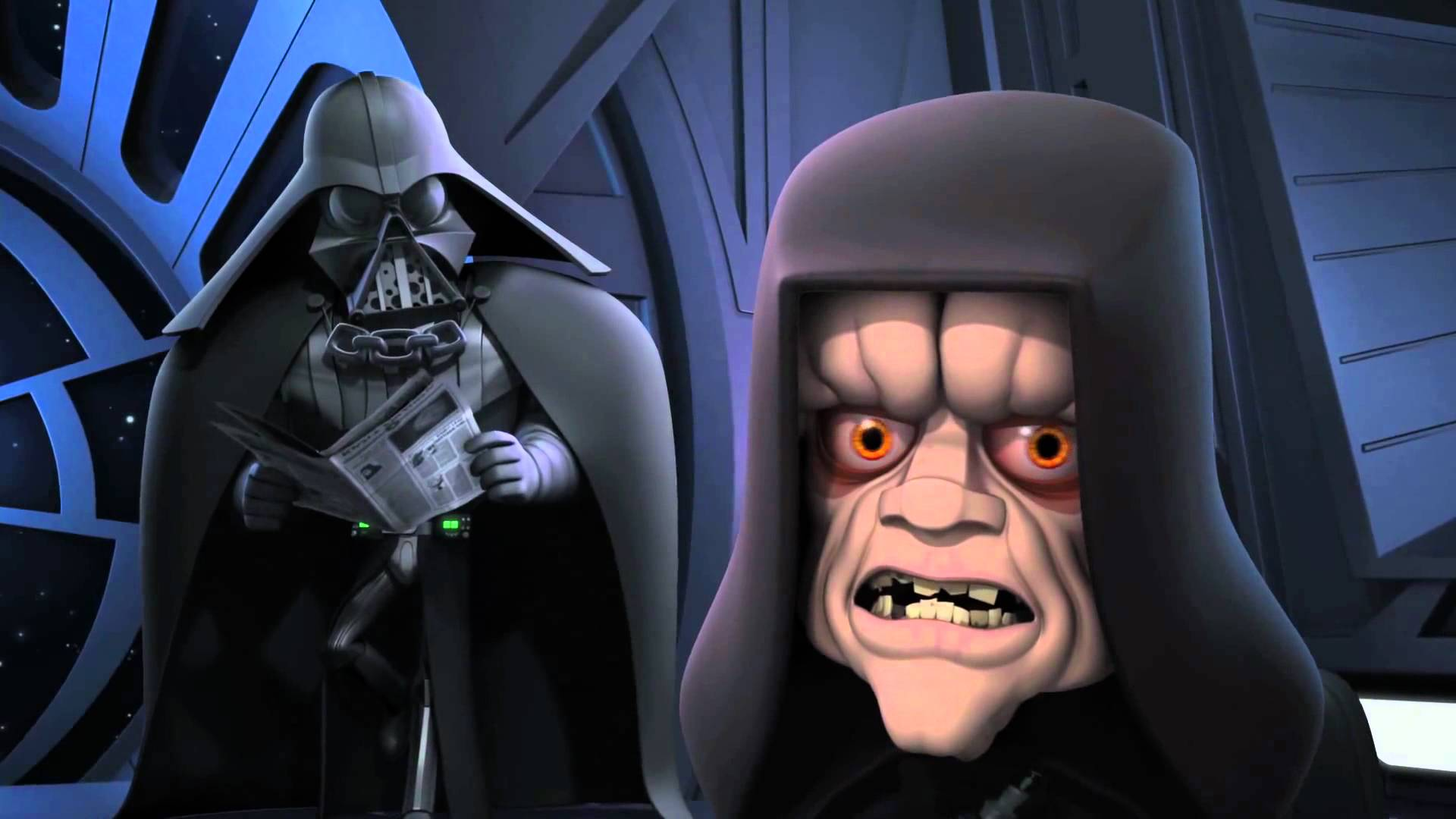 «Звёздные войны»: неснятые фильмы и сериалы 10