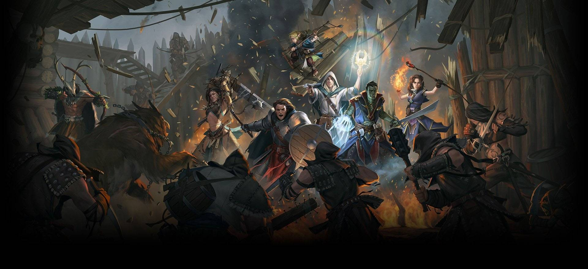 Дороги приключений: 7 главных кампаний для настольной ролевой игры Pathfinder 4