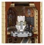 LEGO представила Хогвартс, состоящий из 6000 деталей
