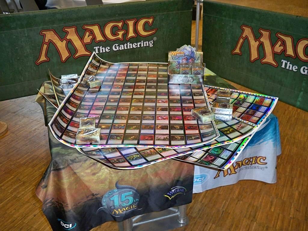 маджик карточная игра