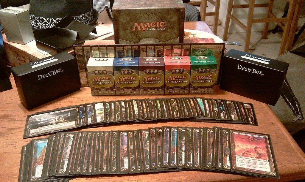 Magic: The Gathering: как начать играть 6