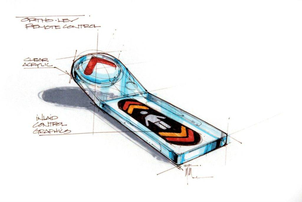Техника из «Назад в будущее 2» на концепт-артах 6