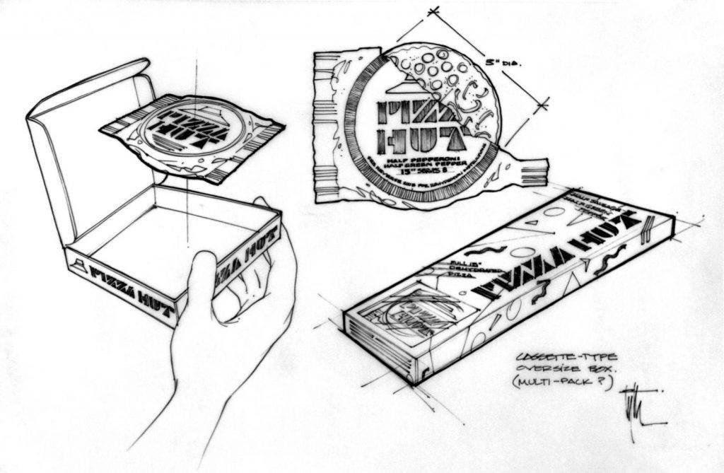Техника из «Назад в будущее 2» на концепт-артах 9