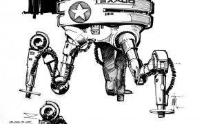 Как создавалась техника из «Назад в будущее 2»: концепт-арты
