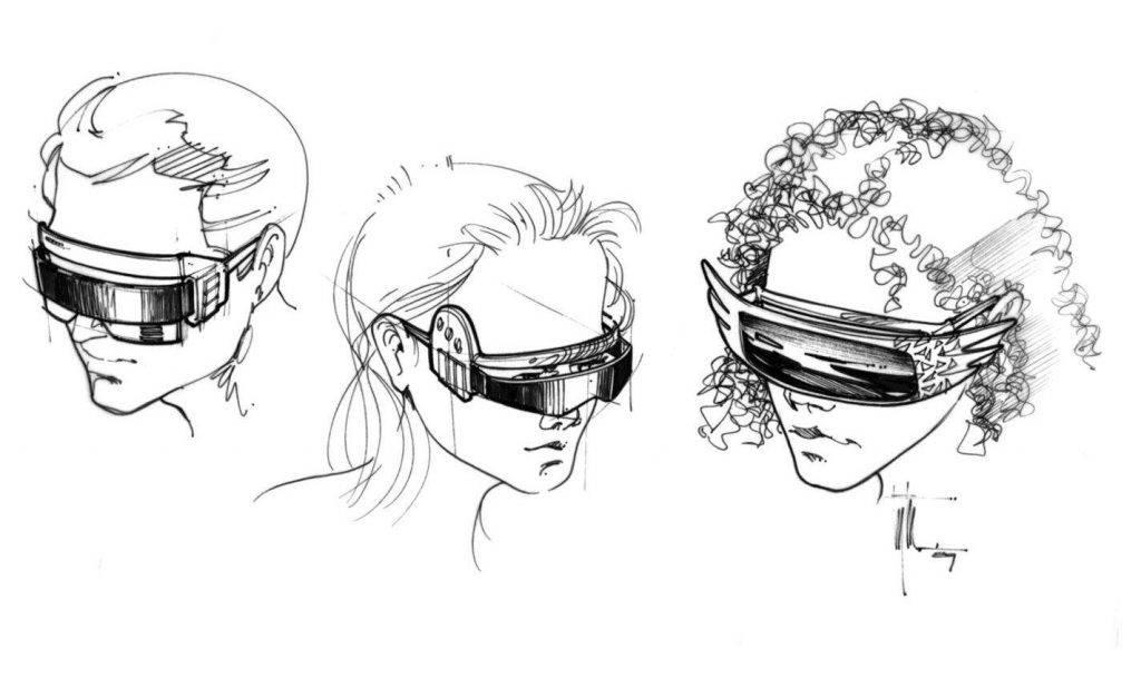 Техника из «Назад в будущее 2» на концепт-артах 5