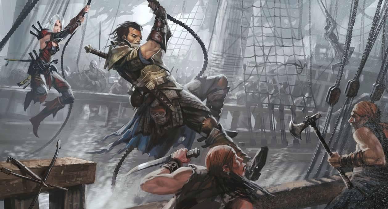 Дороги приключений: 7 главных кампаний для настольной ролевой игры Pathfinder 5