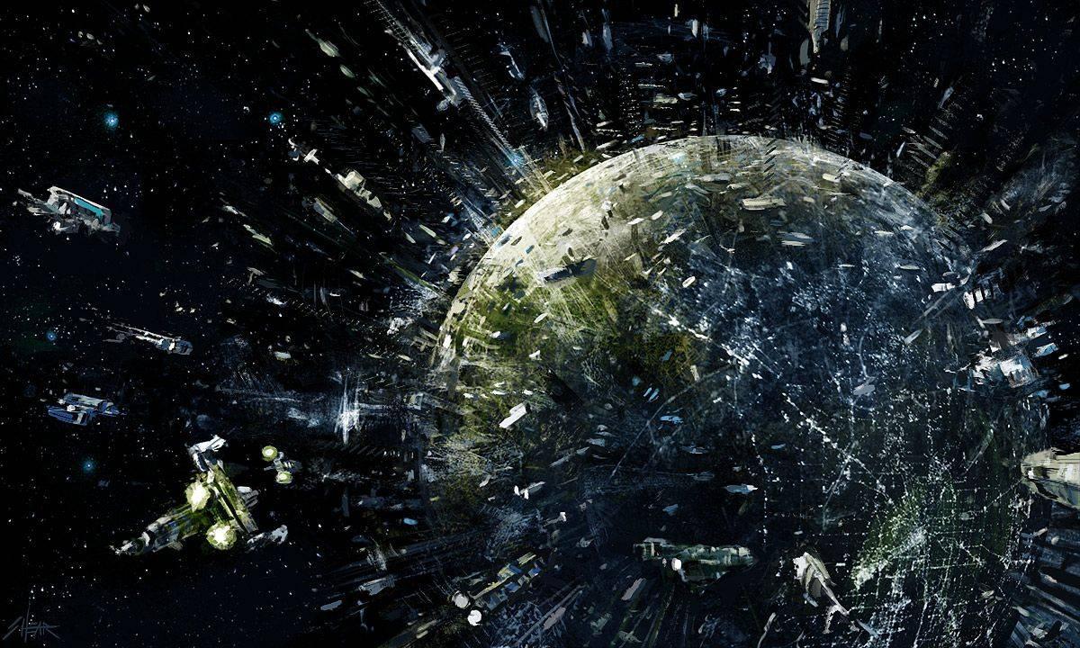Величие и закат галактических империй 7
