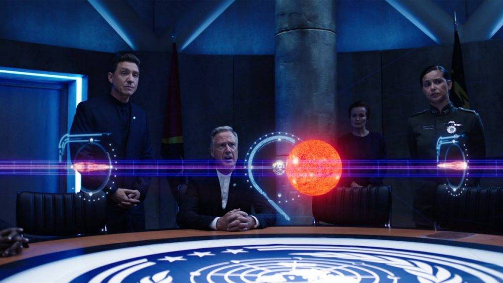 «Пространство» — великий сериал, и 3 сезон тому доказательство 4