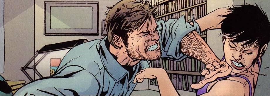Человек-муравей в комиксах. Хэнк Пим 9