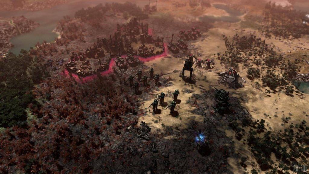 Warhammer 40,000: Gladius — Relics of War