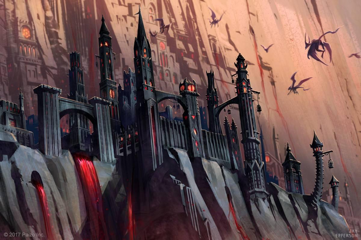 Дороги приключений: 7 главных кампаний для настольной ролевой игры Pathfinder 8
