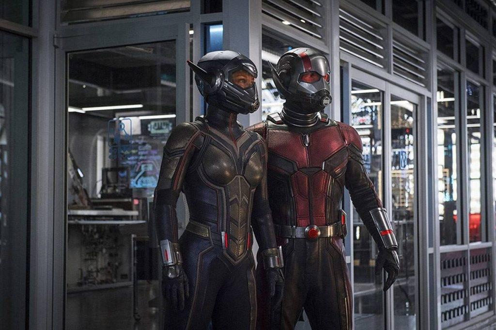 «Человек-муравей и Оса»: разрядка смехом после «Мстителей» 1