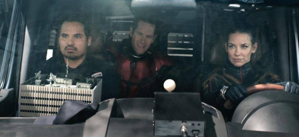 «Человек-муравей и Оса»: разрядка смехом после «Мстителей» 2