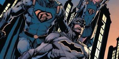 Новые комиксы DC на русском: «Бэтмен: Я — Готэм» и «Injustice. Боги среди нас. Год второй» 2