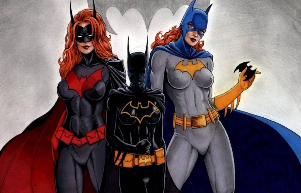 CW запустил в производство сериал о Бэтвумен