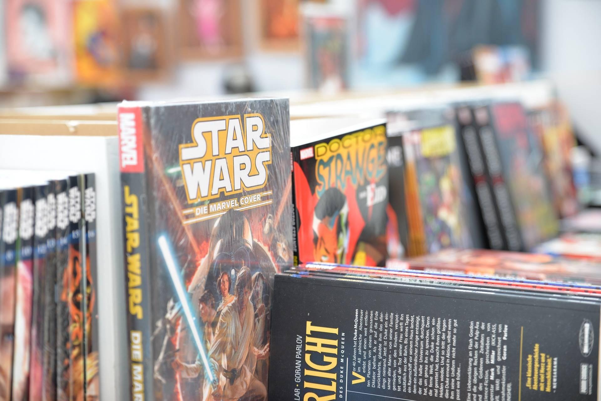 Неизданные книги поStar Wars