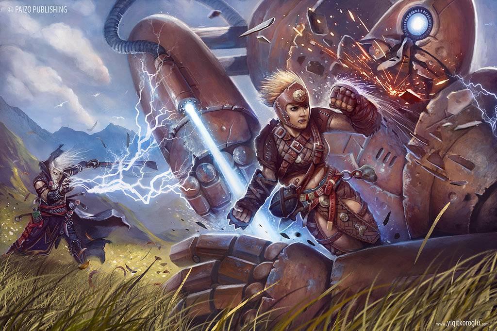 Дороги приключений: 7 главных кампаний для настольной ролевой игры Pathfinder 7