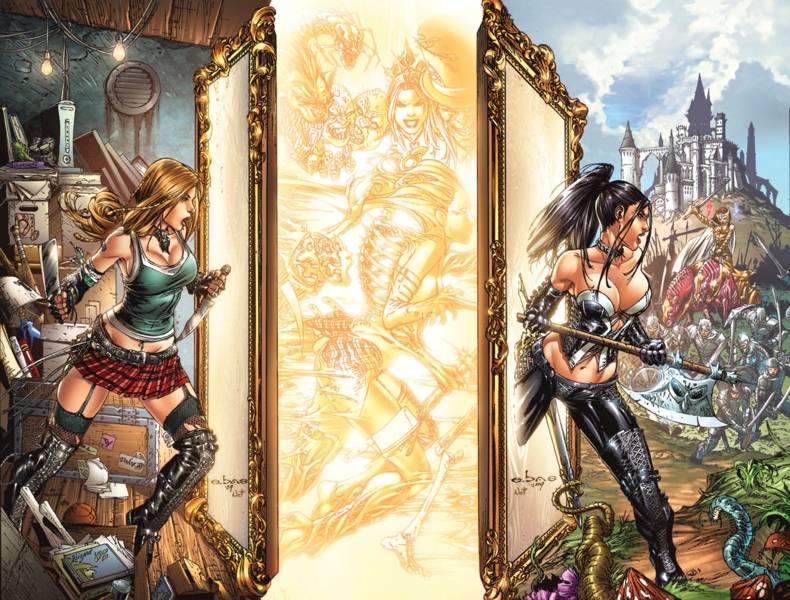 «Алиса в Стране чудес» и её адаптации: всё страньше и страньше! 12