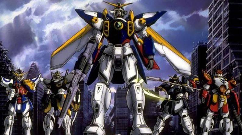 Legendary снимет фильм по аниме-сериалу Gundam