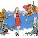 Романтическая фантастика: провокационные вопросы писательницам