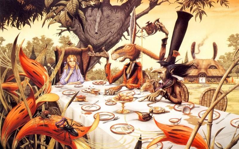 «Алиса в Стране чудес» и её адаптации: всё страньше и страньше! 2