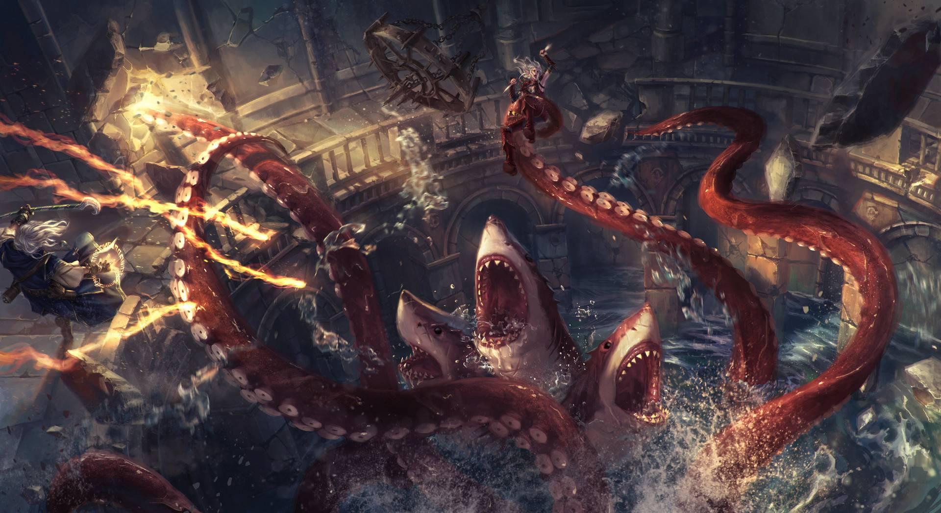 Дороги приключений: 7 главных кампаний для настольной ролевой игры Pathfinder 2