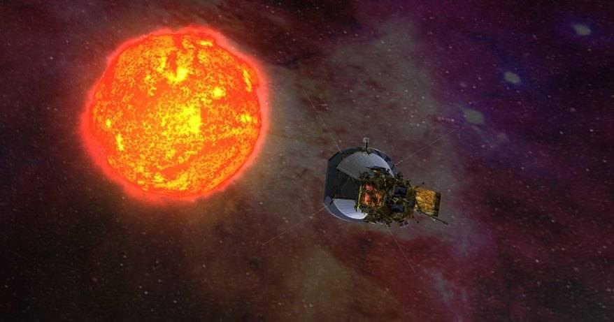 NASA успешно запустила к Солнцу новый зонд
