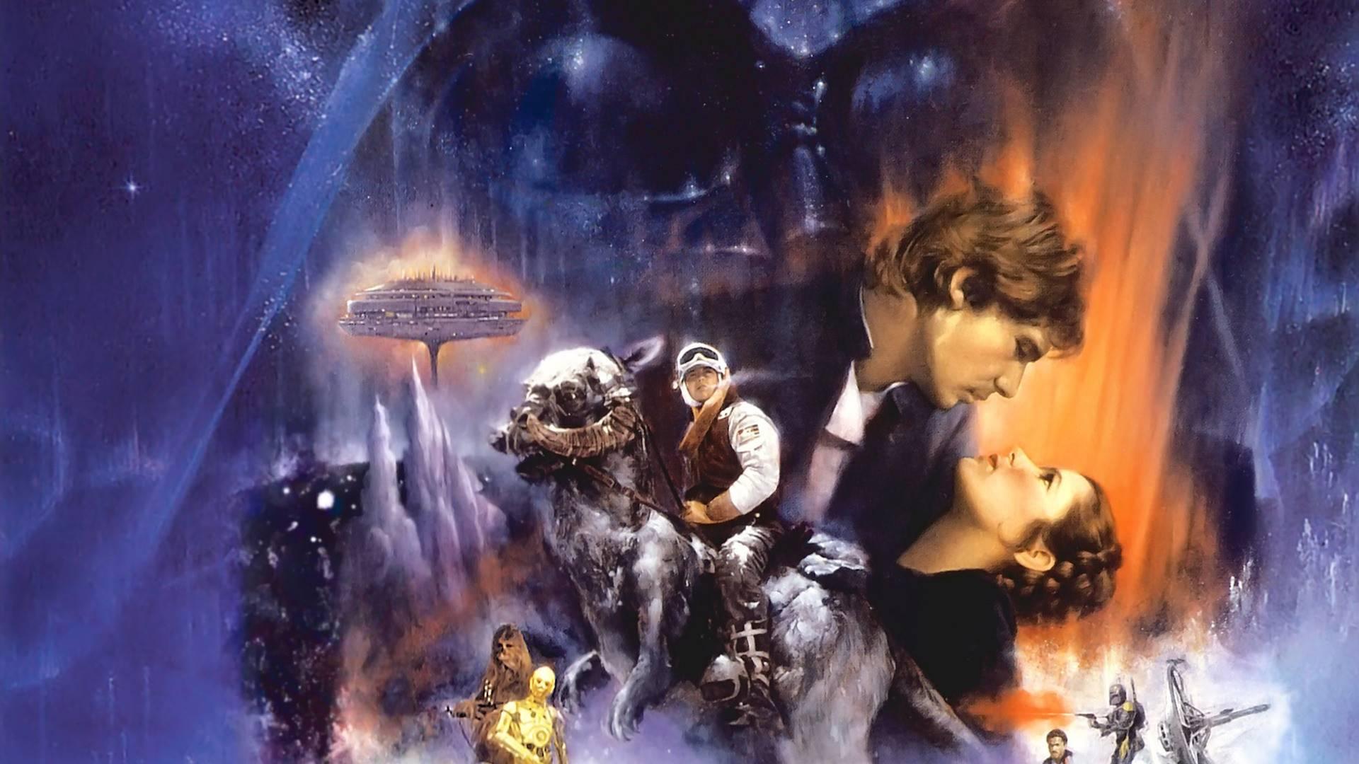 Редчайший постер для пятого эпизода «Звёздных войн» купили за $2