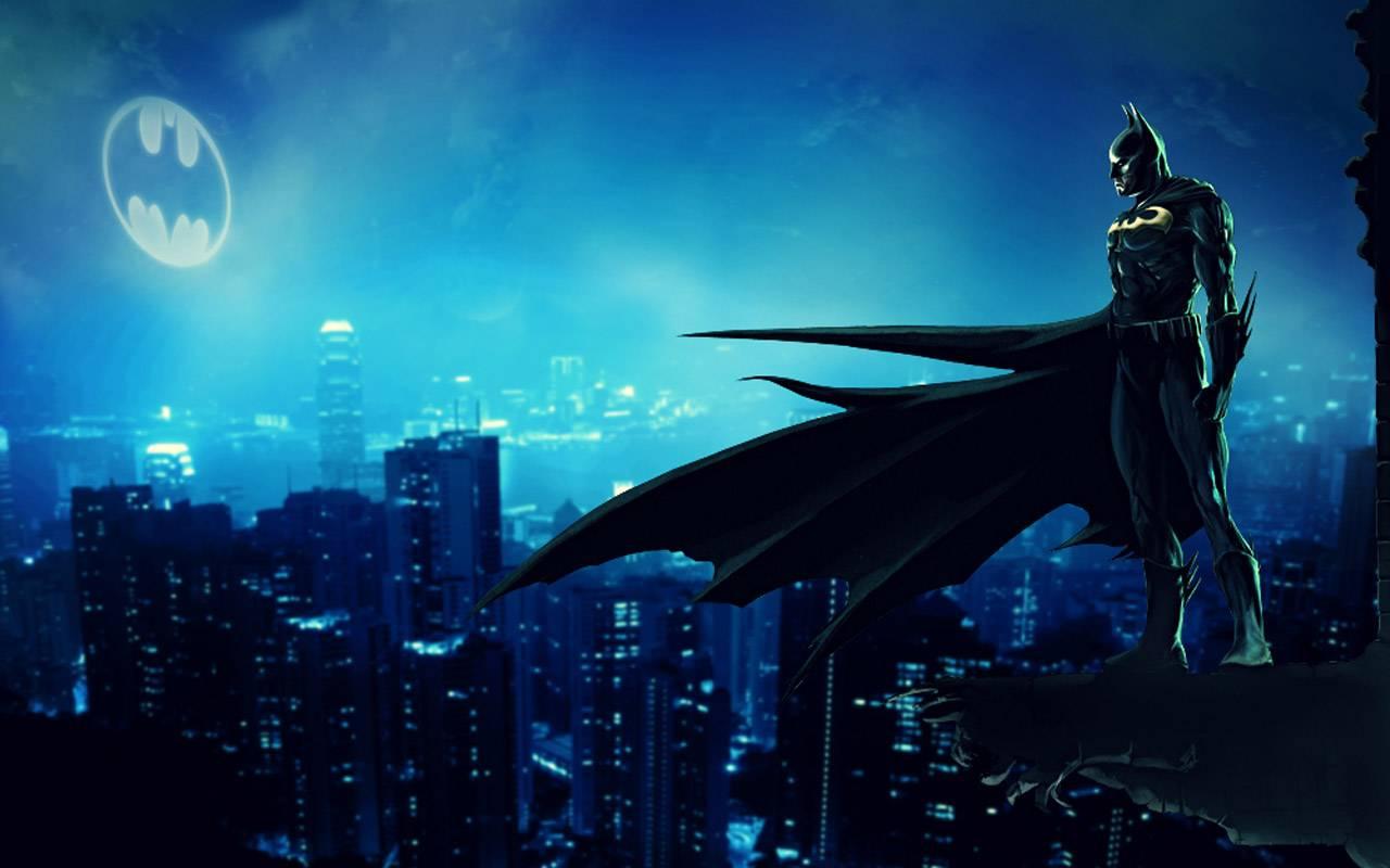Да, Бэтмен существует во Вселенной Стрелы