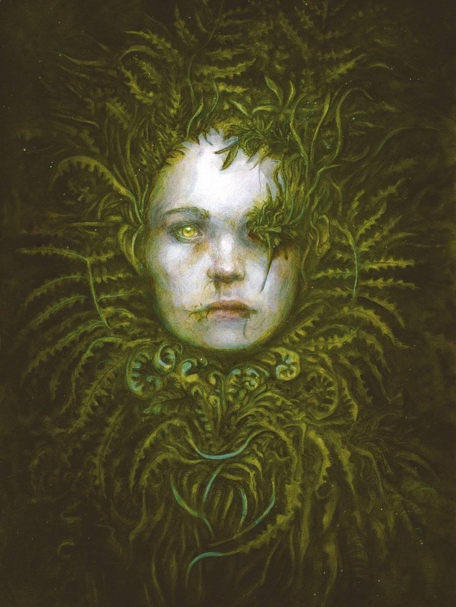 Мистические картины Яны Хайденсдорф 4
