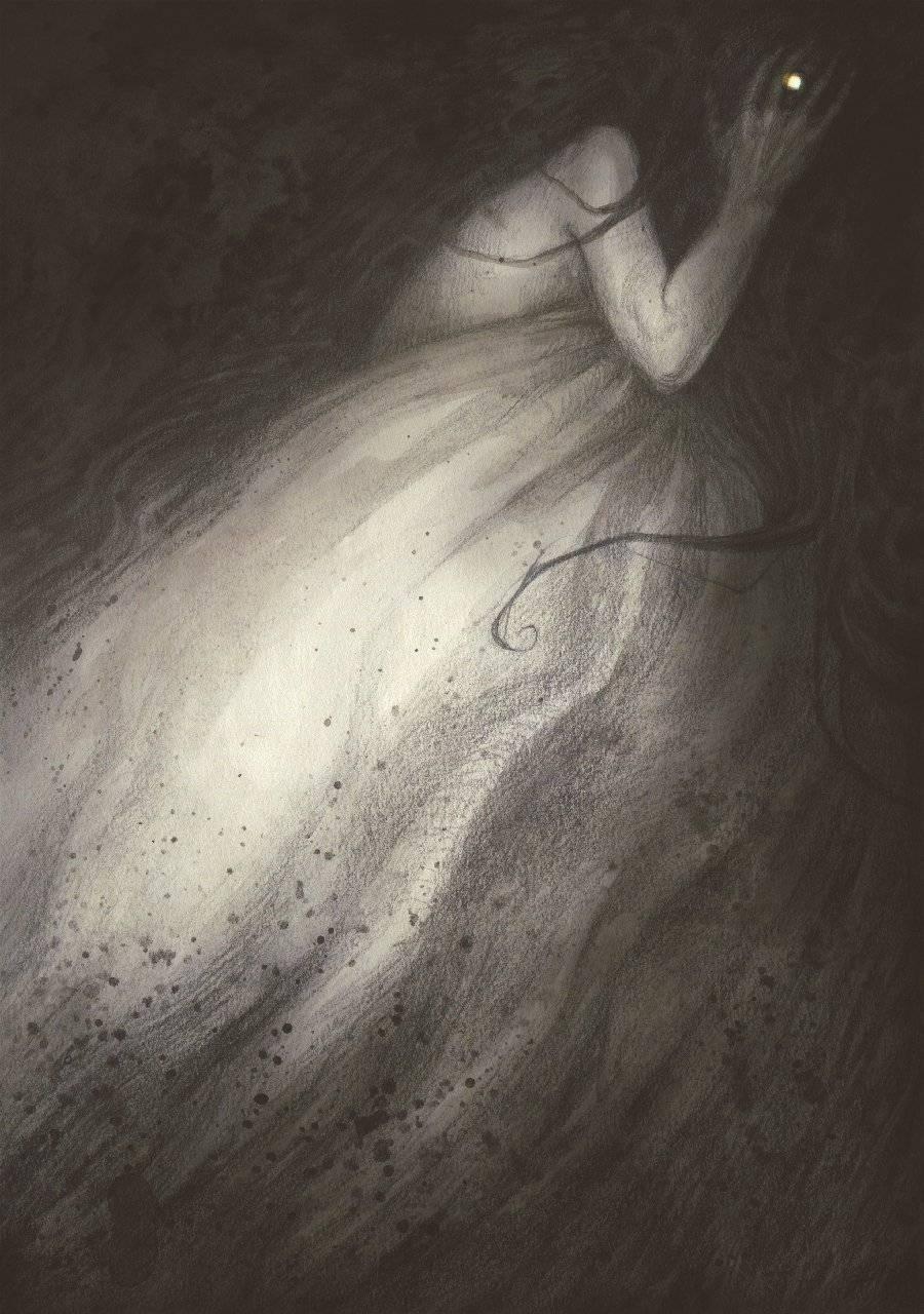 Мистические картины Яны Хайденсдорф 2