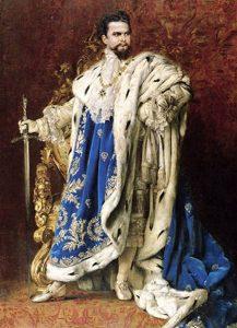 Людвиг Баварский, король-ролевик и косплеер XIX века 17
