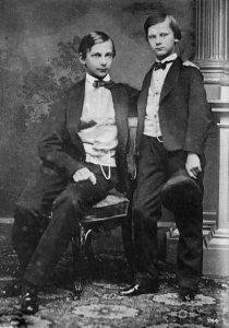 Людвиг Баварский, король-ролевик и косплеер XIX века 2