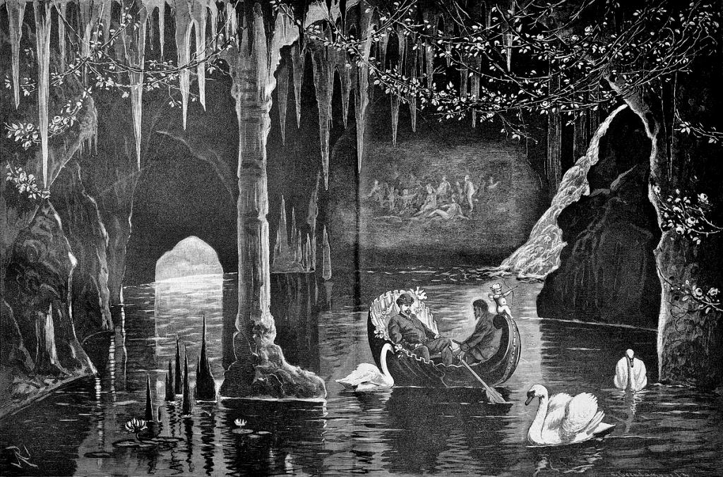 Людвиг Баварский, король-ролевик и косплеер XIX века 20