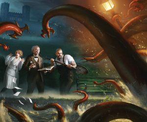 Настольный Ктулху: «Ужас Аркхэма» и его идейные продолжения 12
