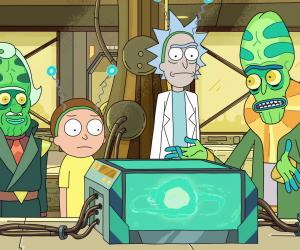 Hulu заказала комедийный мультсериал об инопланетянах от создателей «Рика иМорти» 3