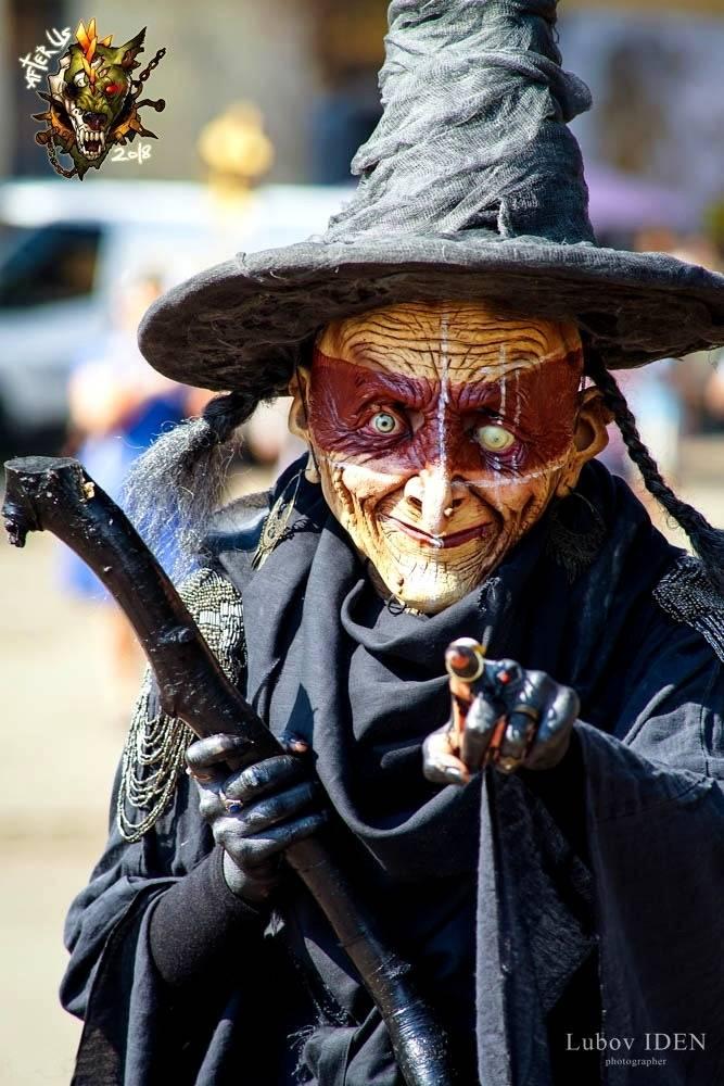 Фестиваль постапокалипсиса Aftertown: безумные фотографии 3