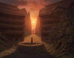 «По ту сторону океана»: китайский мультфильм в духе Ghibli 4