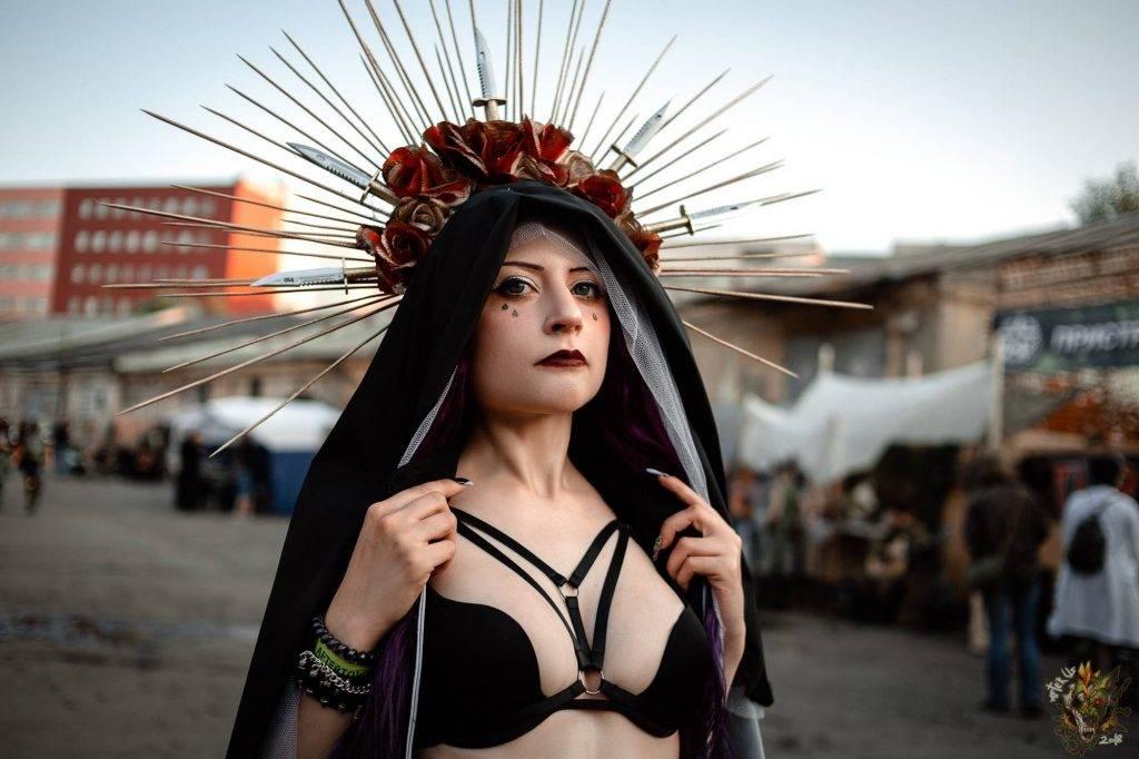 Фестиваль постапокалипсиса Aftertown: безумные фотографии 4