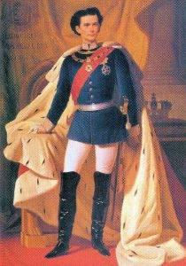 Людвиг Баварский, король-ролевик и косплеер XIX века 13
