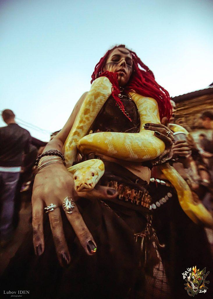 Фестиваль постапокалипсиса Aftertown: безумные фотографии 6