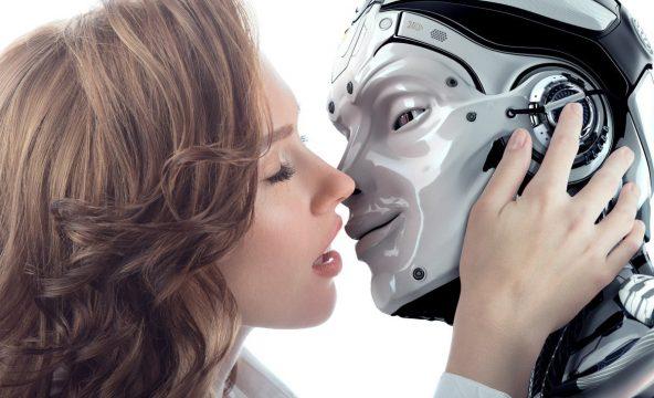 Секс с роботом в реальности и фантастике
