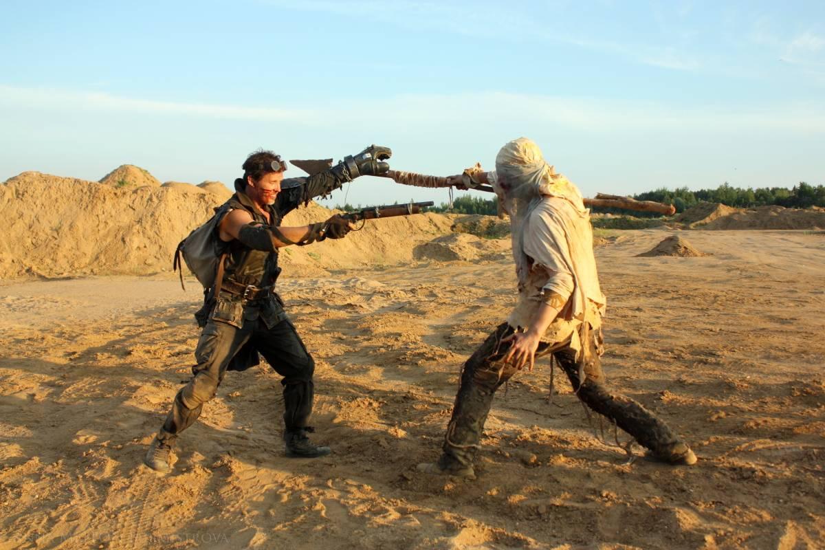 Ласт Вегас: российский фан-фильм по мотивам «Шестиструнного самурая» 3