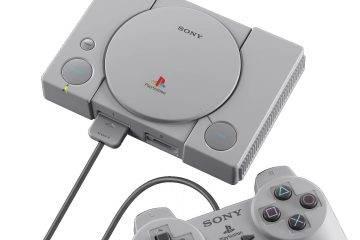 Sony представилаPlayStation Classic — мини-версию первой PlayStation