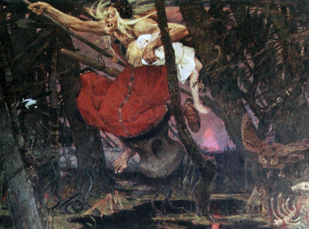 Самые опасные существа из славянской мифологии 13