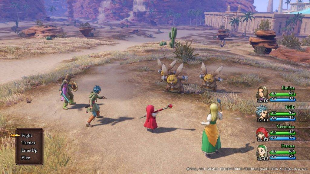 Dragon Quest XI: Echoes of an Elusive Age 5