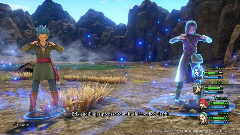Dragon Quest XI: Echoes of an Elusive Age 2