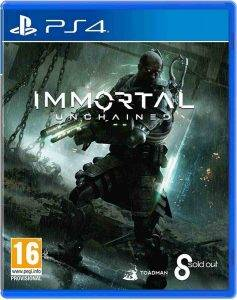 Immortal: Unchained. Dark Souls с пушками в декорациях Quake 1