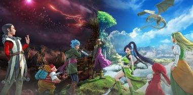 Dragon Quest XI: Echoes of an Elusive Age 7
