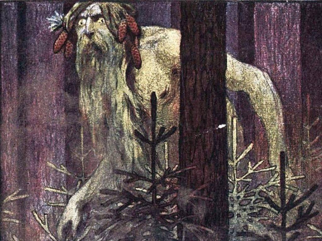 Самые опасные существа из славянской мифологии